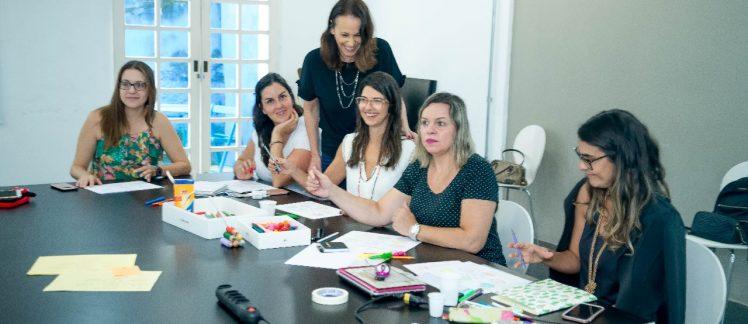 Workshops de produtividade para mulheres empreendedoras